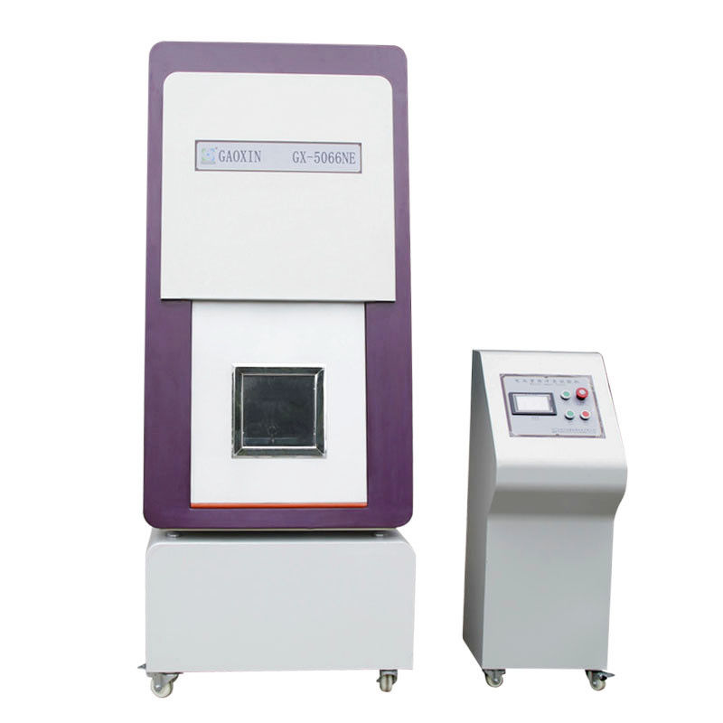 UN38.3 IEC62133 Battery 9.1kg Impact Testing Machine / Free Drop 610mm Impact Testing Equipment