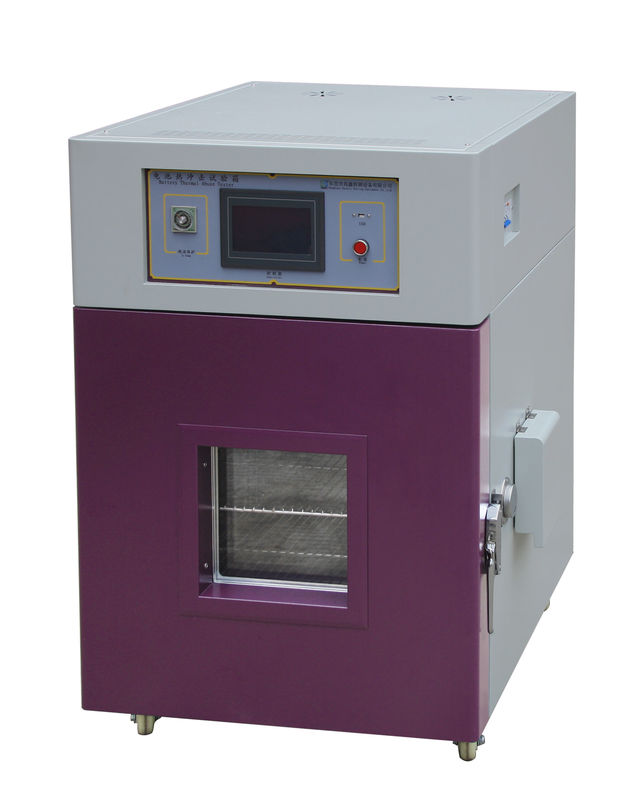 PLC Full Control Touch Screen Battery Thermal Shock Test Chamber RT ~ 200 °C