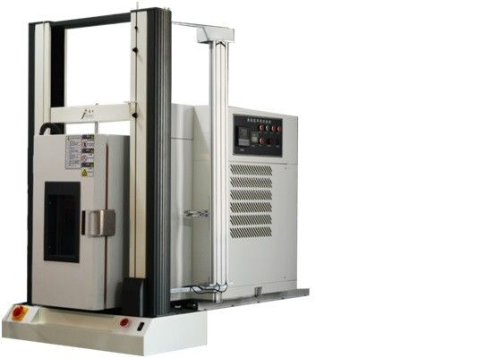 Oven Type Tensile Testing Equipment Computer Servo Pressure Test Machine