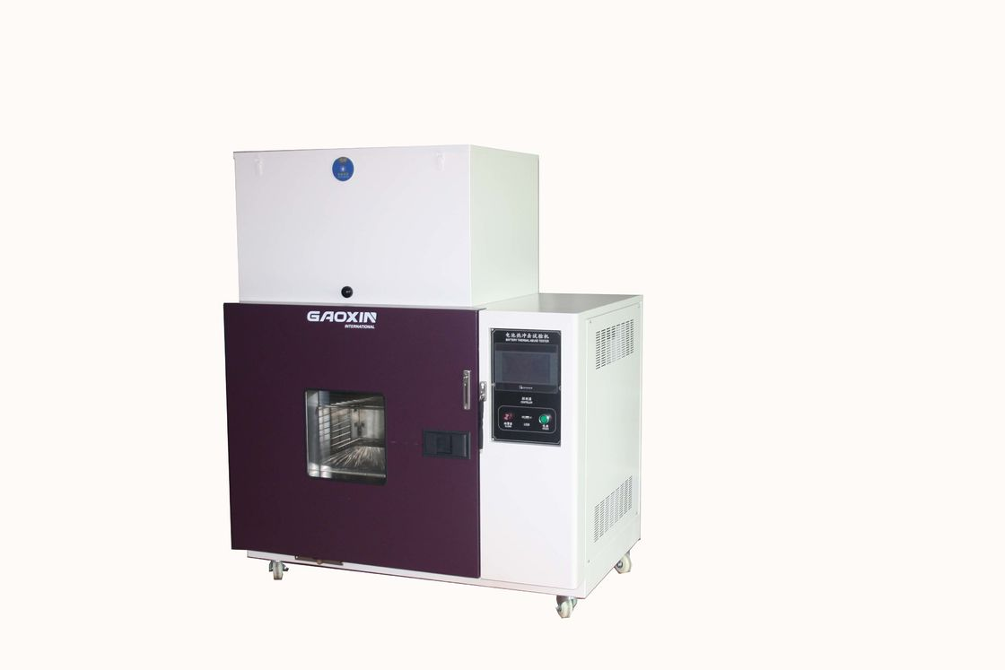 Thermal Abuse Testing Chamber Standard Battery safety Testing Equipment