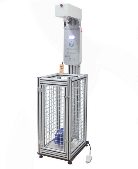 Safety Helmet Testing Machine For Impact And Puncture Resistance