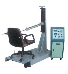 Micro Computer Controlled Office Chair Casters Durability Tester , ISO 2009